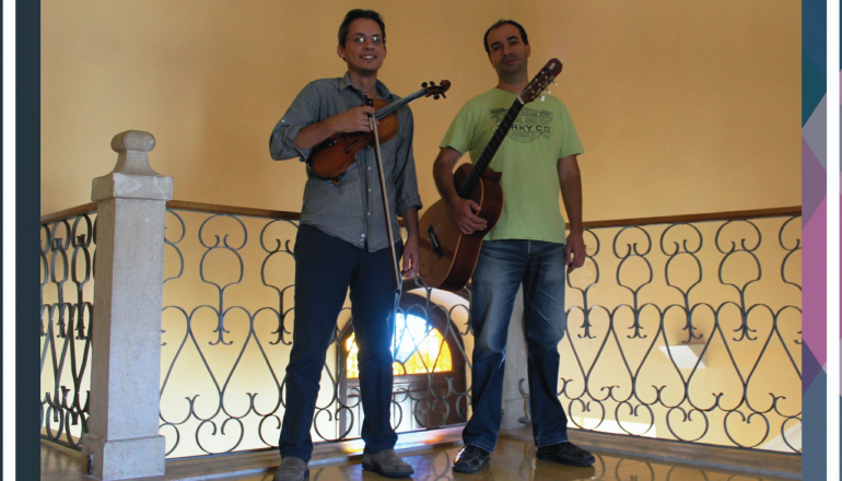 duo guitarra e violino