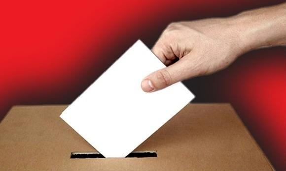 Urna de voto 1