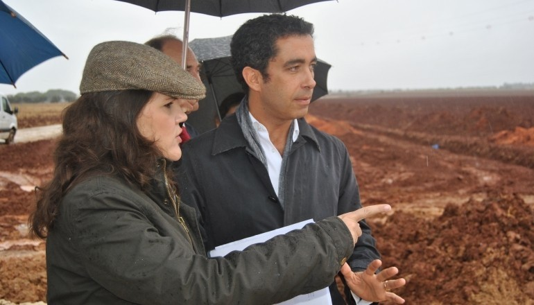 Ministra Agricultura