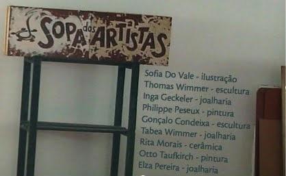 """Associação """"Sopa de Artistas"""" de Odemira apresenta exposição em Itália"""