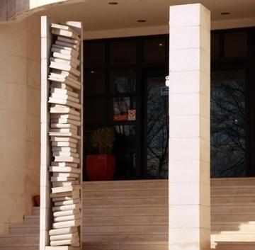 Biblioteca Beja porta