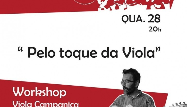 Workshop Paulo Colaço