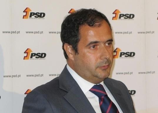 Deputado do PSD Mário Simões