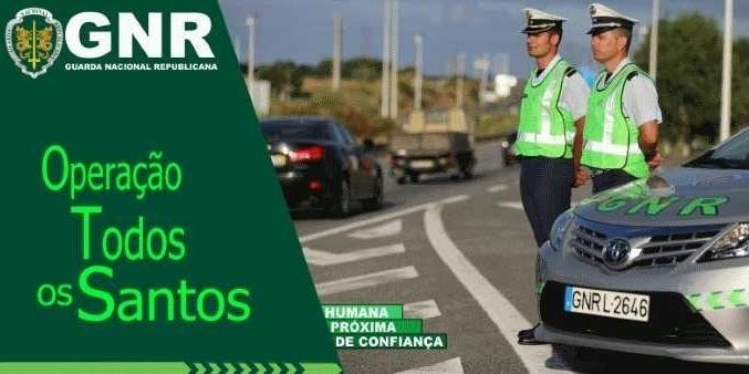 GNR operação Todos os Santos