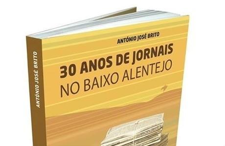Livro António José Brito