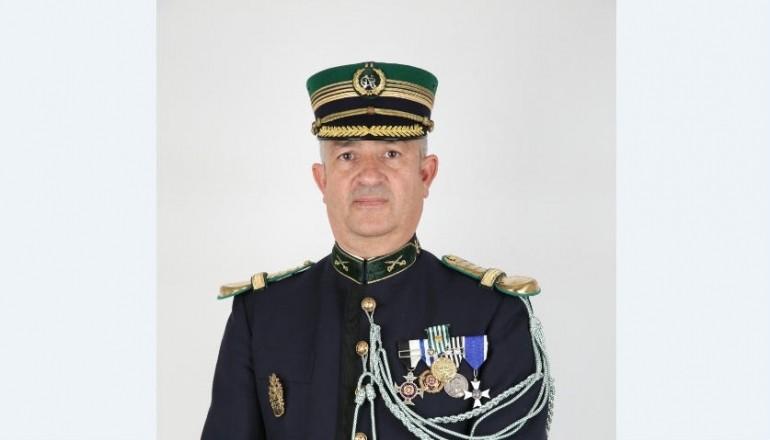 Novo Comandante GNR de Beja