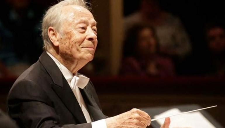 Maestro Alberto Zedda