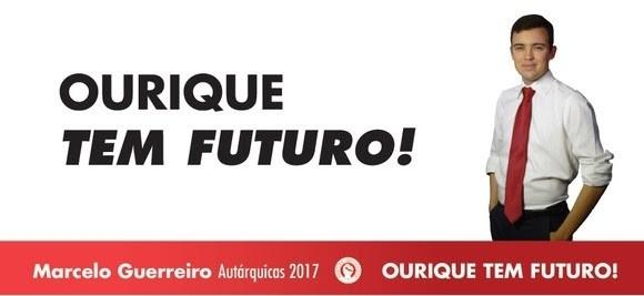 PS apresenta candidatos em Ourique