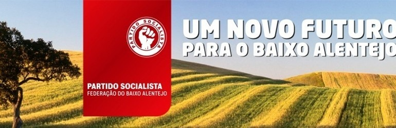 PS Baixo Alentejo Banner