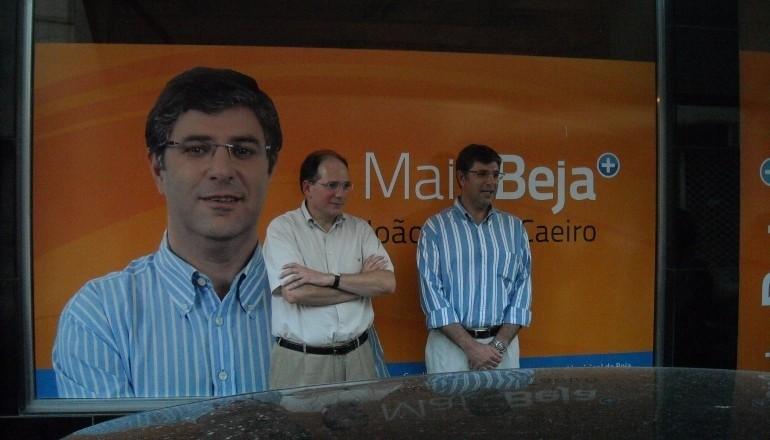 Inauguração sede PSD Beja