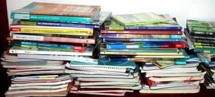 Livros não Escolares