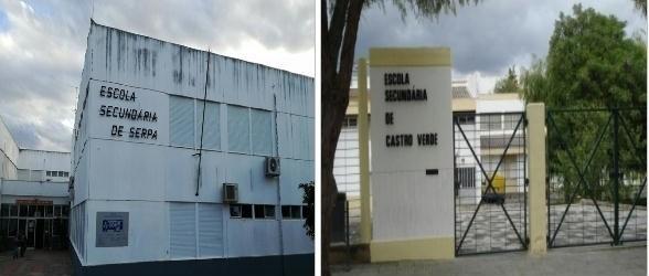 Escolas Serpa e Castro Verde