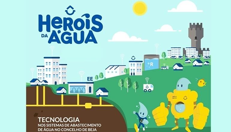 Heróis da Agua