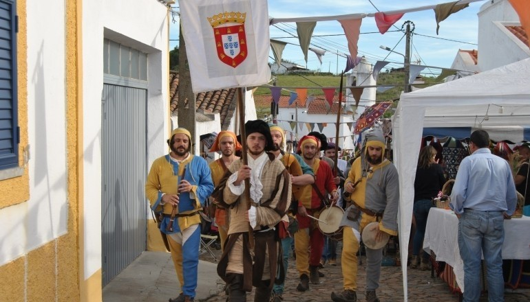 Vila Ruiva Medieval