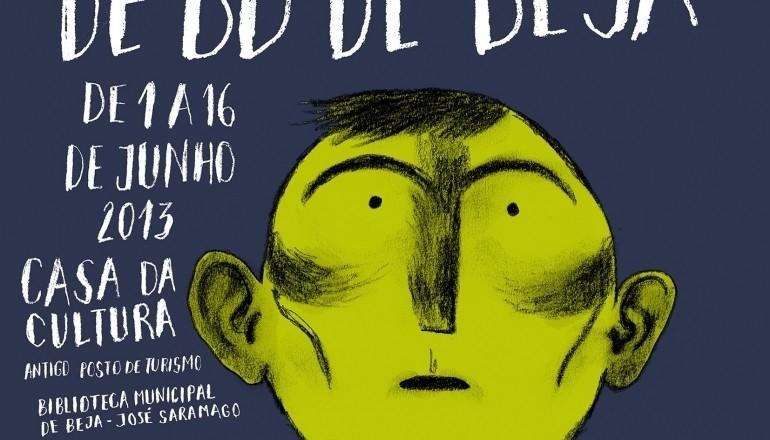 Cartaz Festival Banda Desenhada 2013