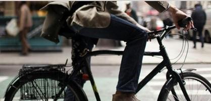 andar de bicicleta cidade