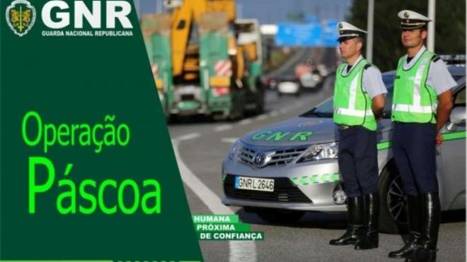 """""""Operação Páscoa 2015"""" da GNR"""