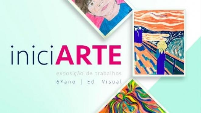 Exposição de alunos da Santiago Maior no IPB