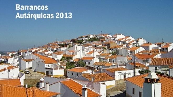 Autárquicas 2013: Barrancos