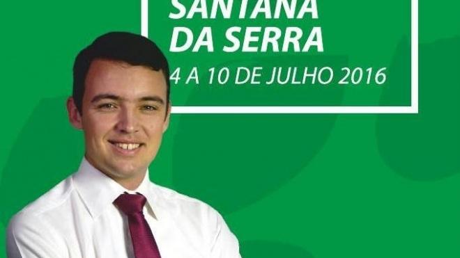 III Presidência Aberta de Ourique em Santana da Serra