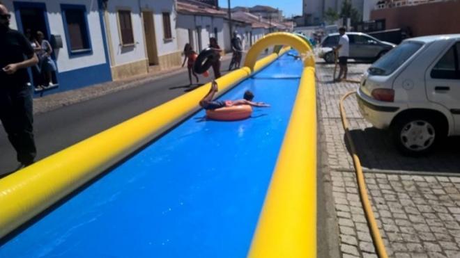 """""""Cuba Water Party"""" com atividades e Piscinas gratuitas este sábado"""