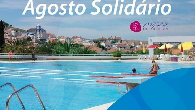 """""""Agosto Solidário"""" em Aljustrel"""
