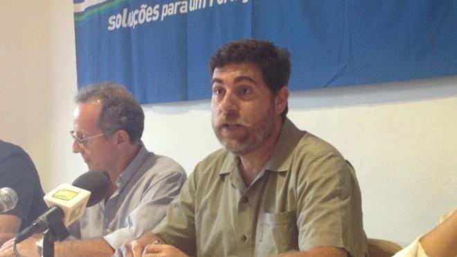 João Ramos acredita no reforço eleitoral da CDU