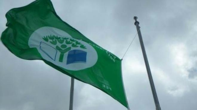 Bandeira Verde Eco-Escolas na ESA e ESTIG do IPB
