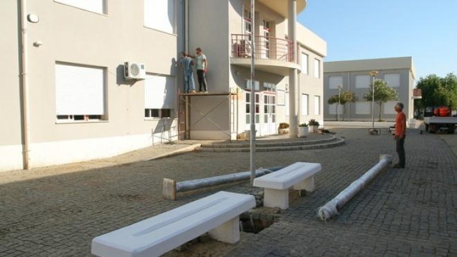 Centros Escolares de Beja vão ter zonas de ensombramento