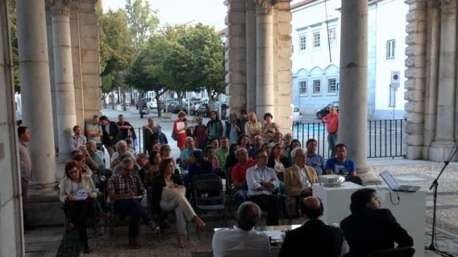 Regenerar o centro histórico de Beja
