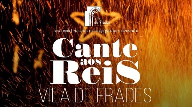 Vila de Frades promove Cante aos Reis
