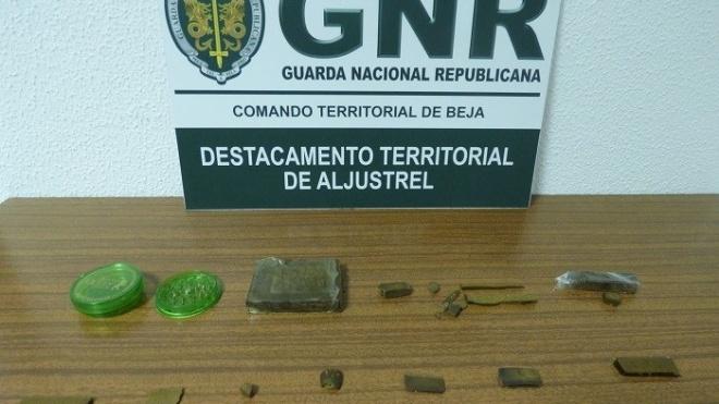 GNR deteve 3 homens por tráfico de droga