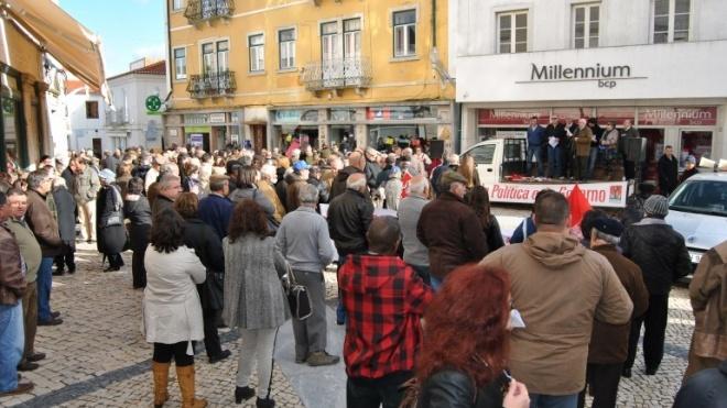 Dia Nacional de Luta com concentração em Beja