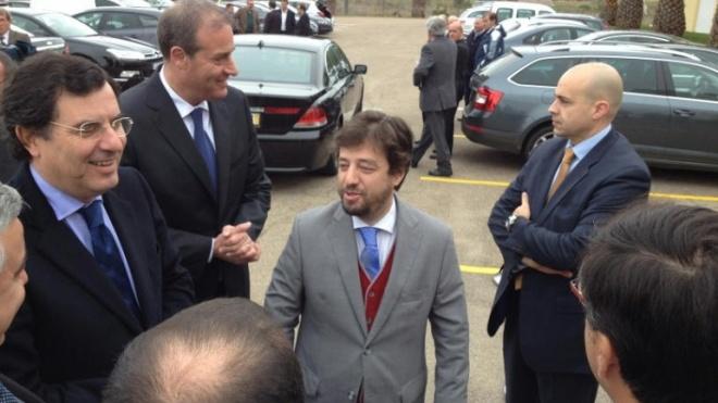 Cerimónia de lançamento do Portugal 2020 na Região Alentejo