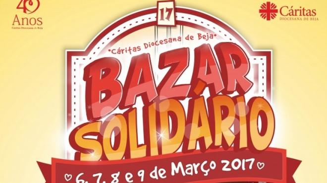 Bazar Solidário da Cáritas Diocesana de Beja