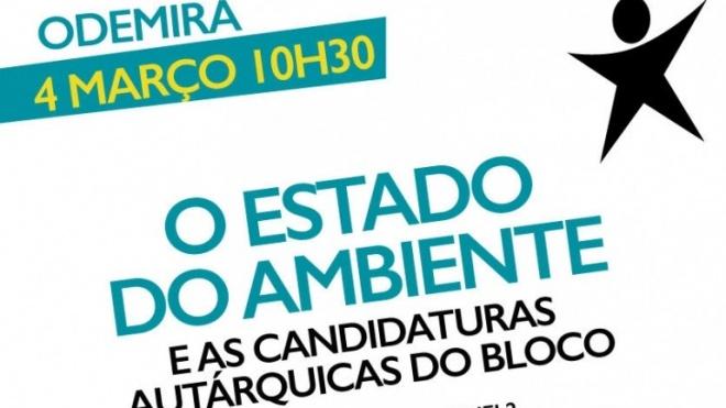 BE com iniciativas em Odemira