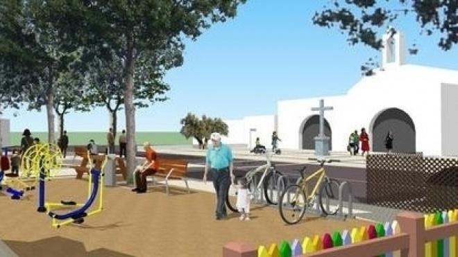 Autarquia de Beja avança com arranjos exteriores em Baleizão e Santa Clara do Louredo