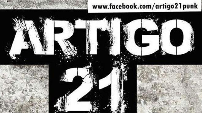 Concerto com Artigo 21 em Beja