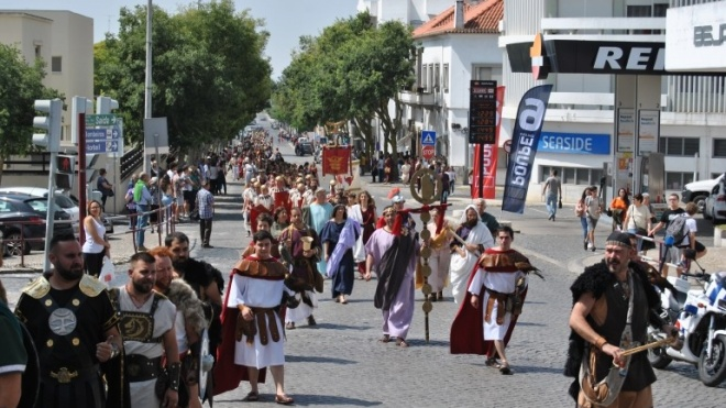 Beja Romana continua a animar o centro histórico da cidade