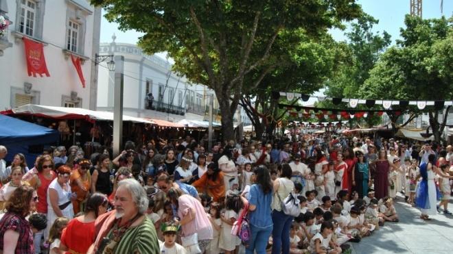 Festival Beja Romana termina hoje