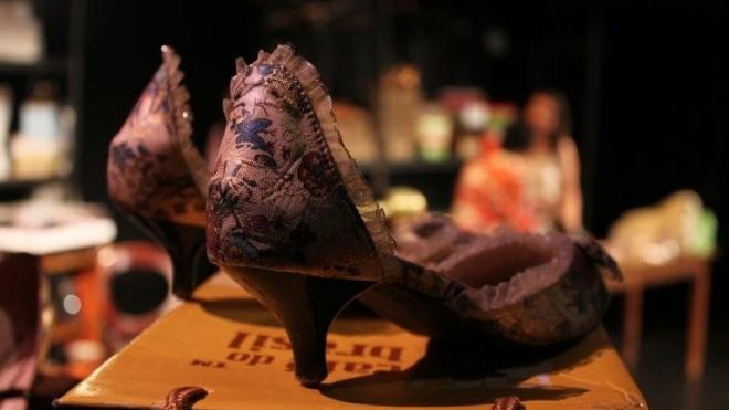 """""""Isto não são sapatos"""" em Serpa"""