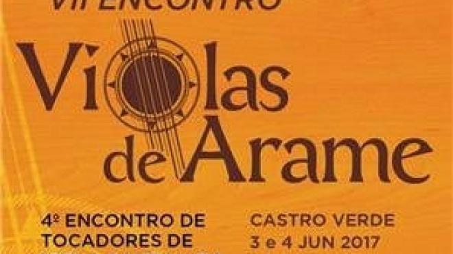 7º Encontro de Violas de Arame em Castro Verde