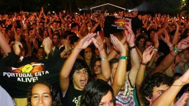Festa da Juventude em Vidigueira
