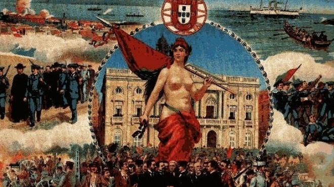 5 de Outubro: Implantação da República...