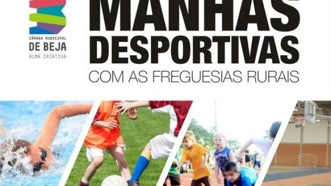 """""""Manhãs Desportivas com as Freguesias Rurais"""""""