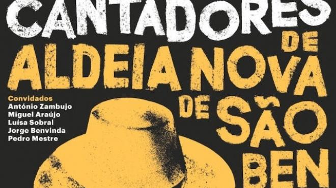 Cantadores de Aldeia Nova de S. Bento editam álbum