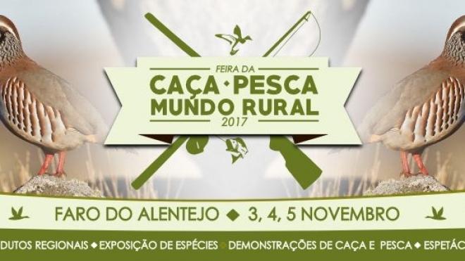 2º dia da Feira da Caça, Pesca e Mundo Rural em Faro do Alentejo