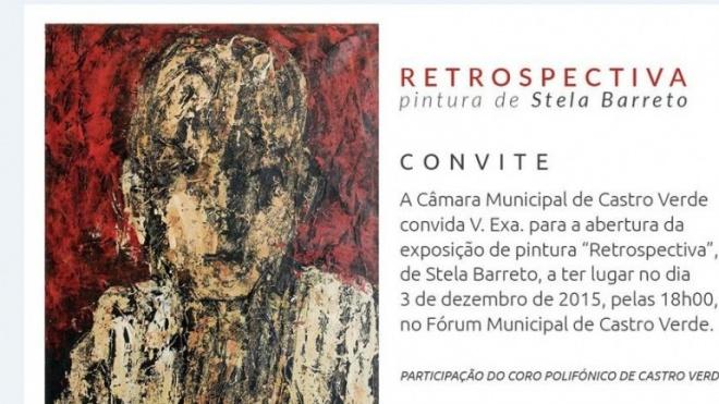 Exposição para ver em Castro Verde