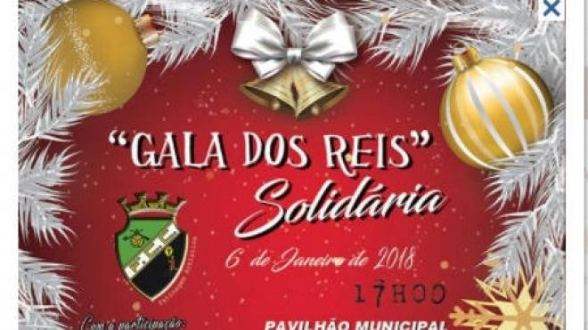 Castro Verde recebe Gala dos Reis Solidária