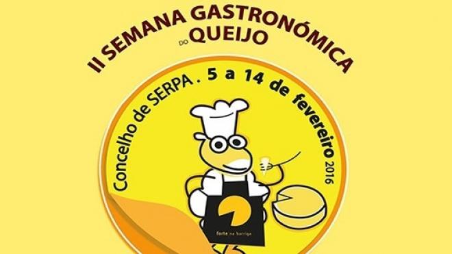 Serpa dedica uma semana a ementas de queijo